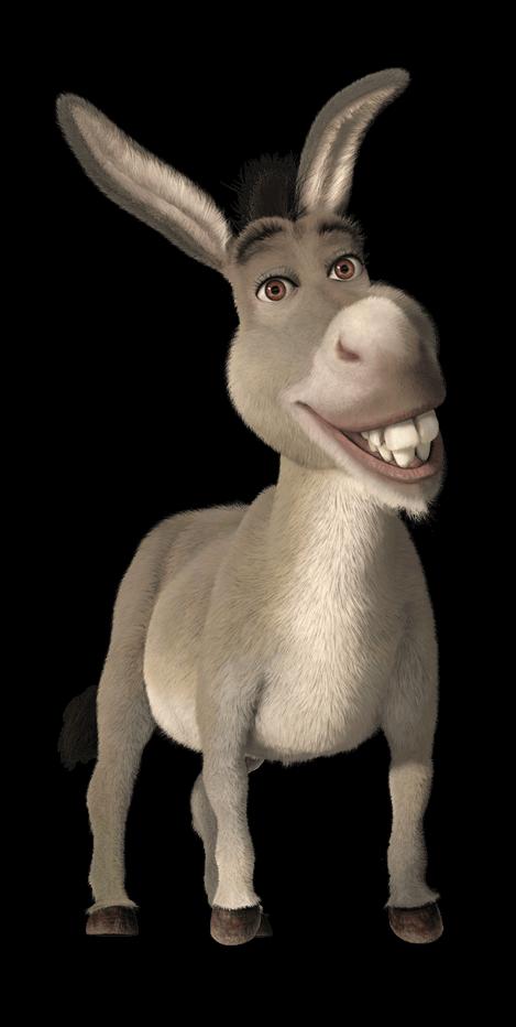 Donkey From Shrek.png - Shrek Donkey PNG