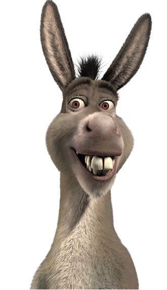 donkey shrek - Google Search - Shrek Donkey PNG