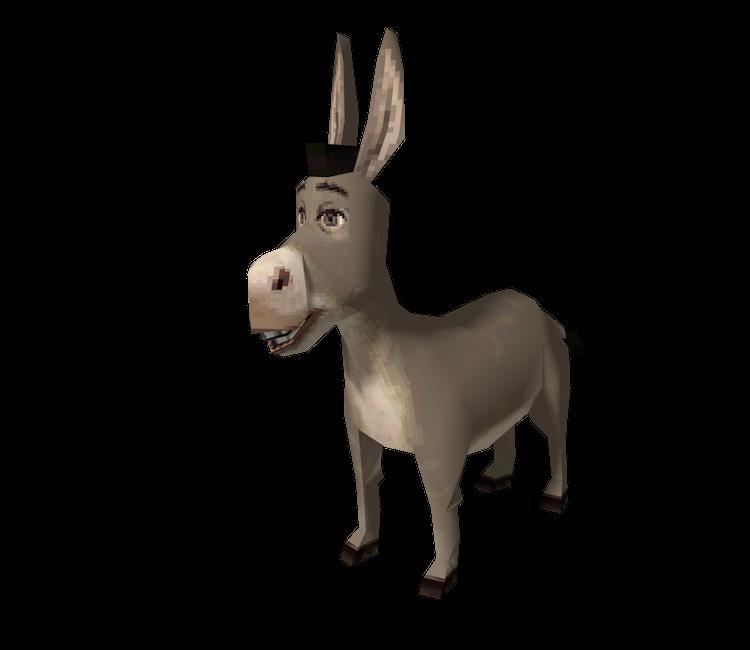 Download Zip Archive - Shrek Donkey PNG