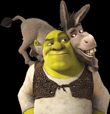 Shrek PNG - Shrek Donkey PNG