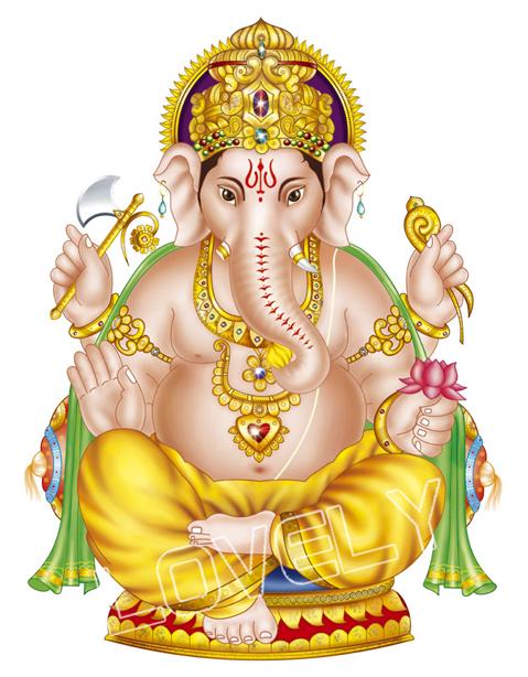 Shri Ganesh By Lovelyboy88 Lord Ganesha Png - Sri Ganesh PNG