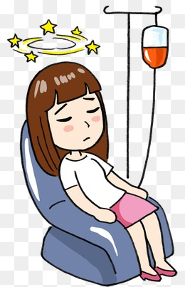 Sick cartoon, Cartoon, Sick, Drips PNG and PSD - PNG Sick Girl - Sick Girl In Bed PNG