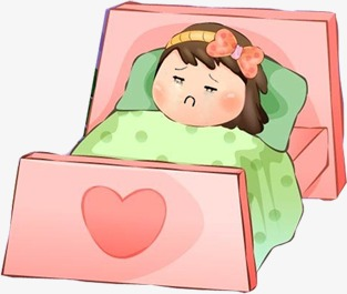 sick little girl, Bed, Little Girl, Sick PNG Image and Clipart - Sick Girl In Bed PNG