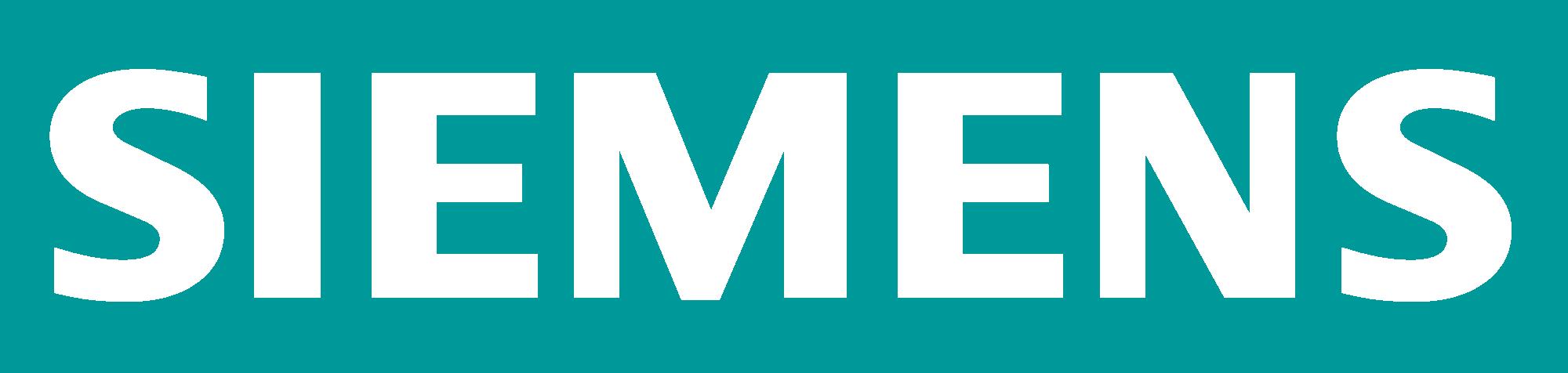 Siemens invert logo - Siemens PNG
