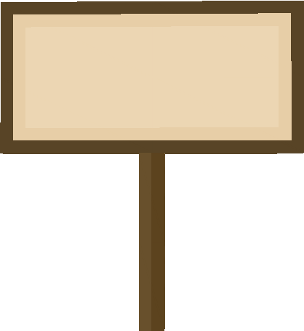 Blank Sign Png . PlusPng.com apply 72 ap. - Sign PNG