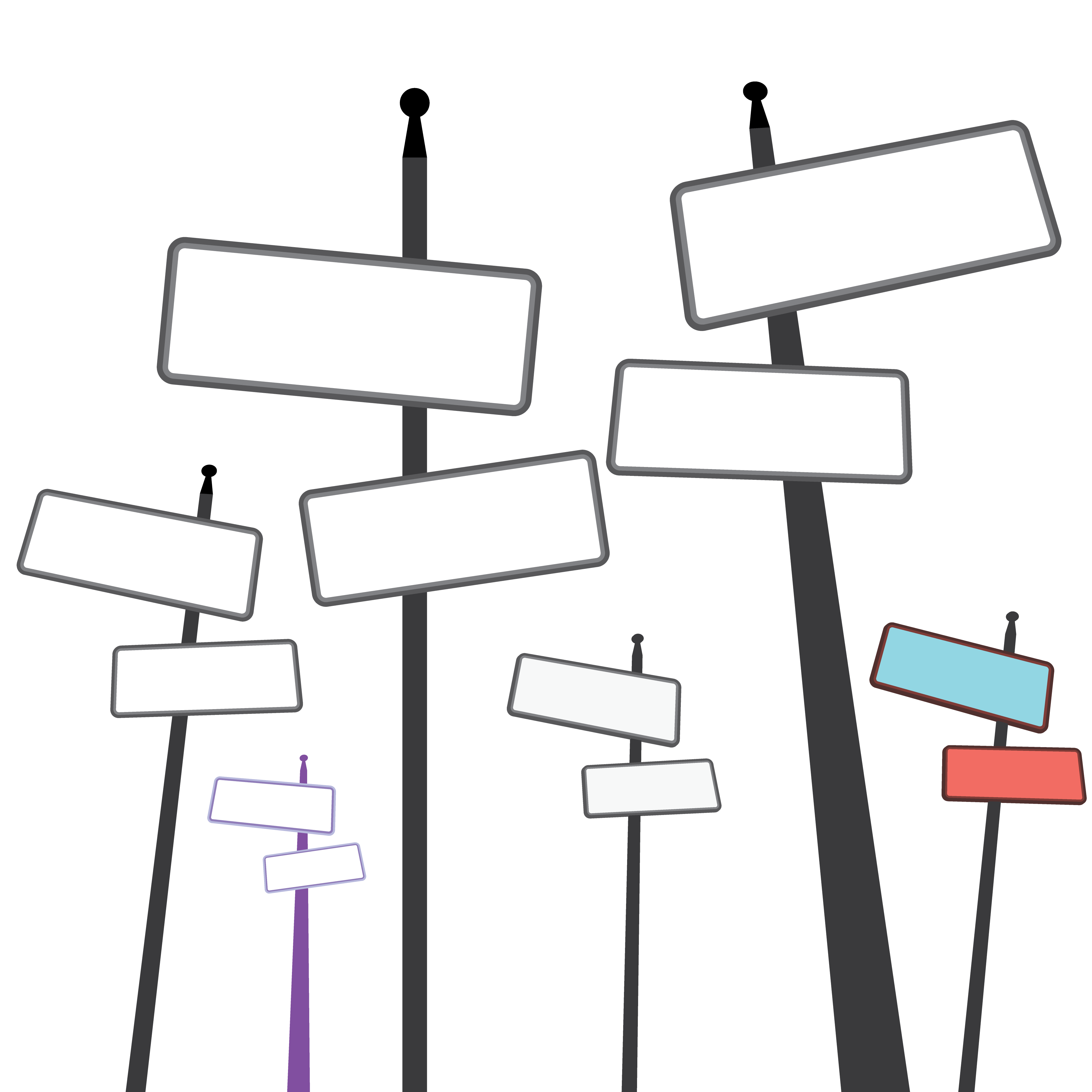 Sign Vector PNG - 33545