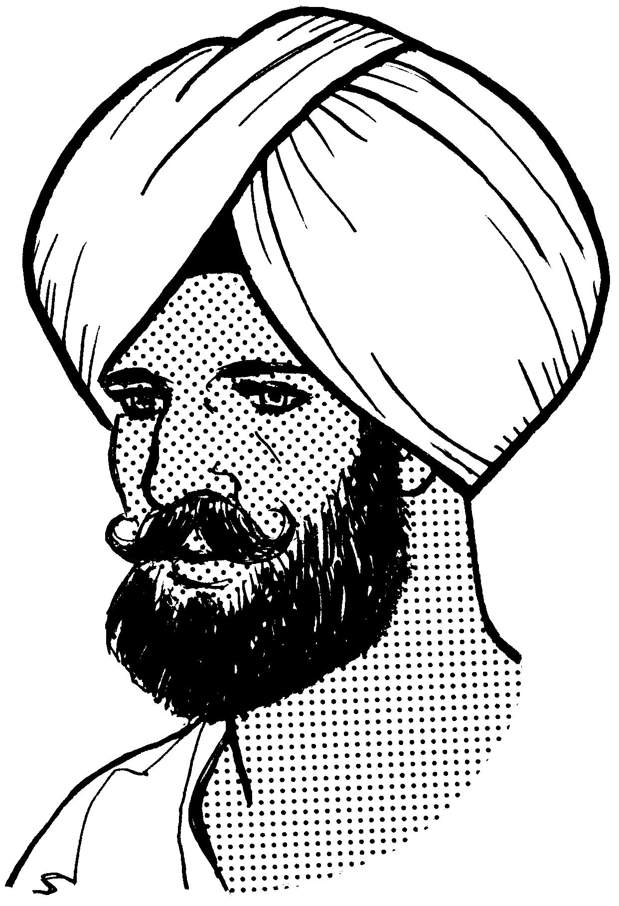 Sikh Turban PNG - 19552