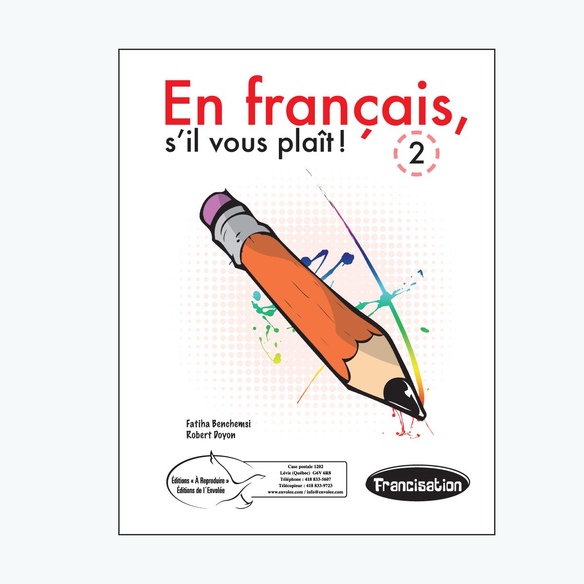 2 En français, su0027il vous plaît ! - Sil Vous Plait PNG