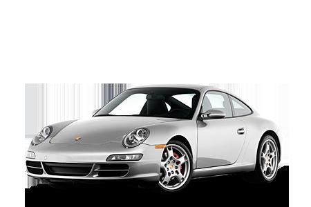 Silver Porsche PNG - Porsche PNG