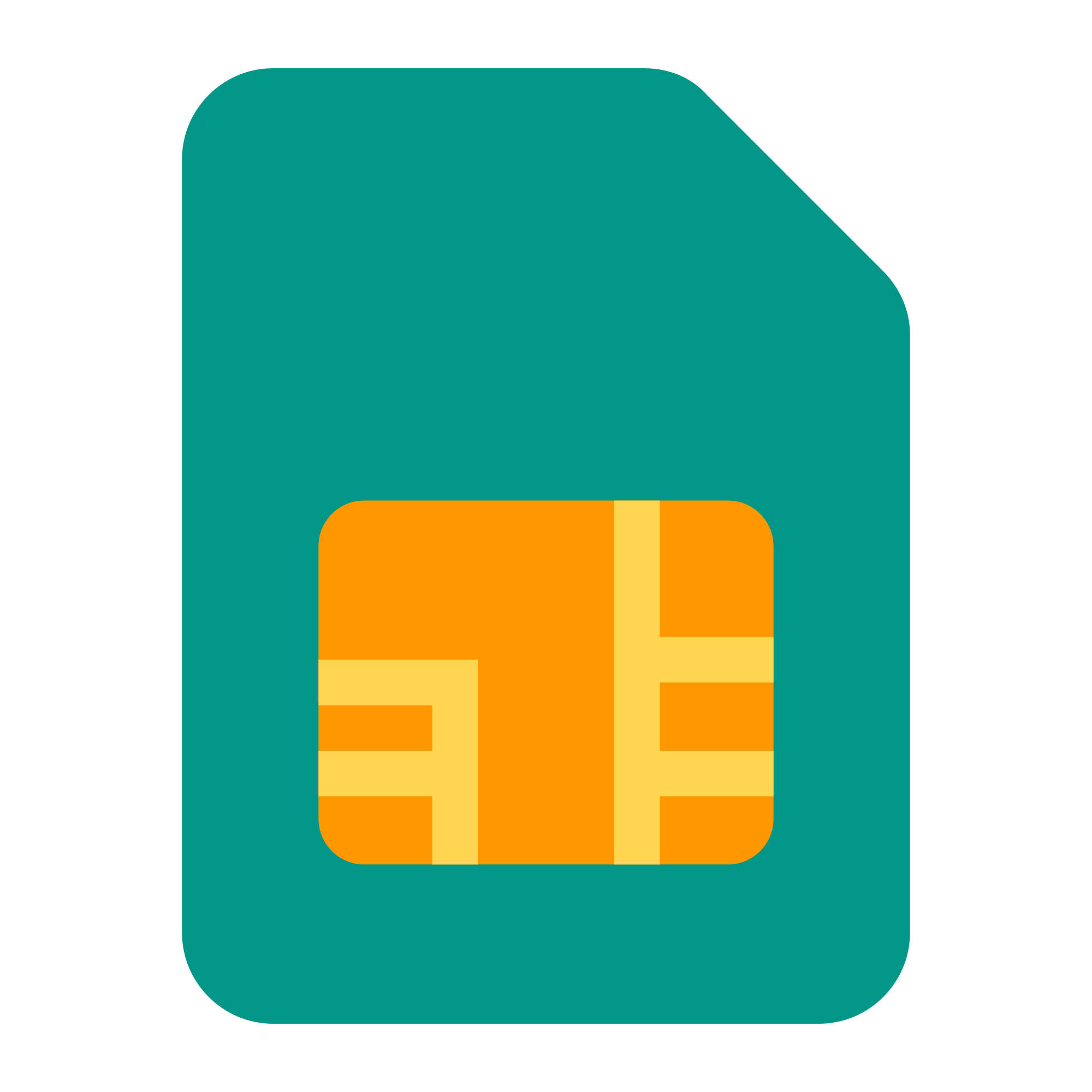 Open PlusPng.com  - Sim Card PNG