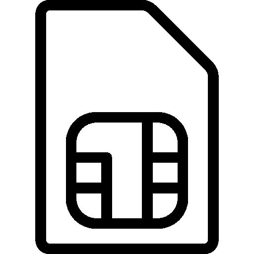 Sim Card Icon image #25731 - Sim Card PNG