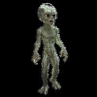 Alien PNG - 3167