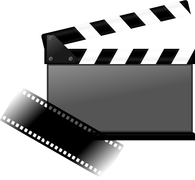 Clapperboard PNG - 4471