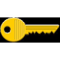 Key PNG - 6986