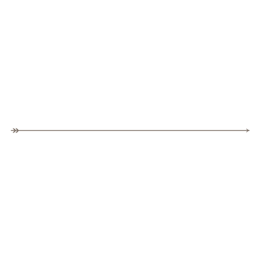 Simple arrow decorative divider png - Decorative Line Black PNG