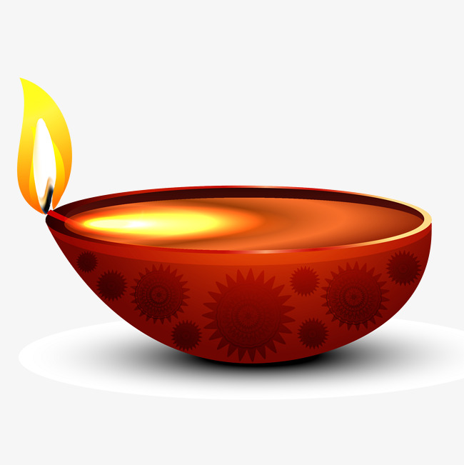 Beautifully Diwali posters vector material, Beautifully Diwali, Beautifully  Diwali Posters, Candle PNG and - Simple Diya PNG