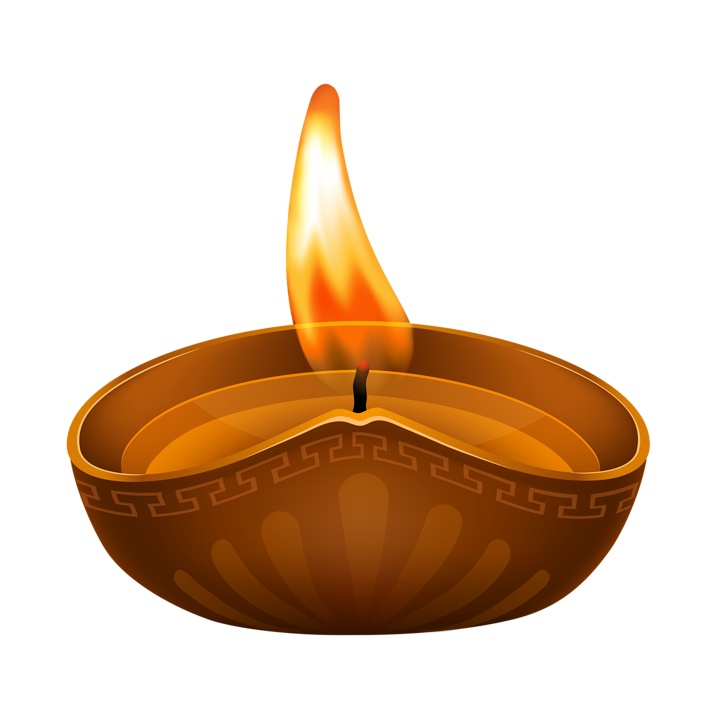 Diwali Diya png images free download - Simple Diya PNG