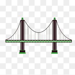 Golden Gate Bridge, United States, Bridge, Golden Gate Bridge PNG Image and  Clipart - Simple Golden Gate Bridge PNG