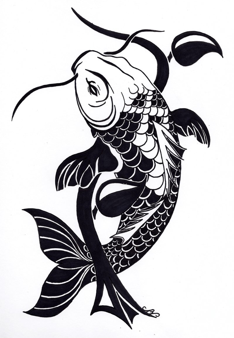 Fish Tattoos PNG - 918