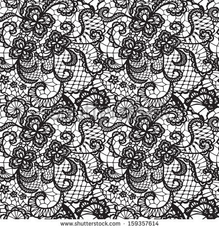 Simple Lace Patterns PNG - 44431