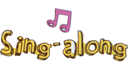 Sing A Long PNG