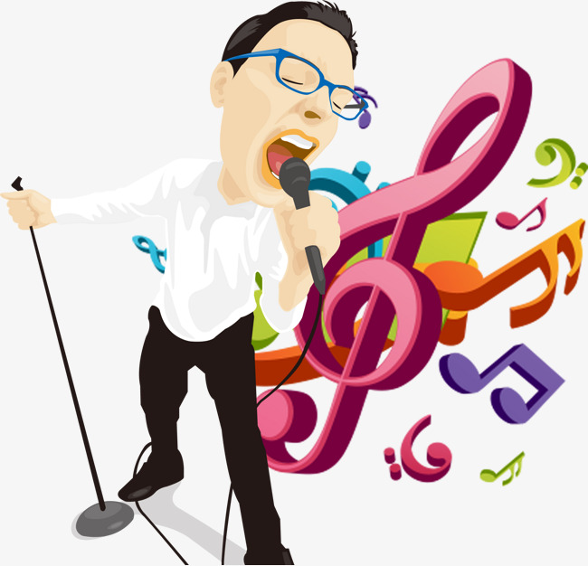 Sing A Song PNG - 168320