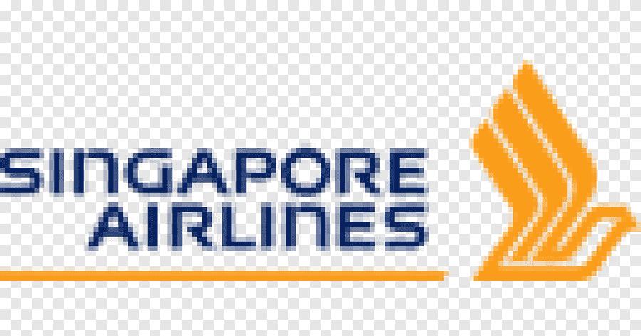 Logo Singapore Airlines Organization, Travel, Text, Orange Png Pluspng.com  - Singapore Airlines Logo PNG