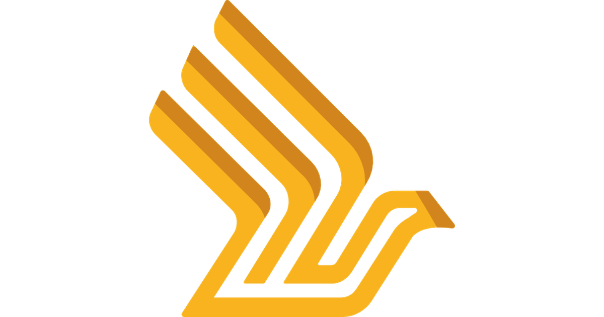 Singapore Airlines - Free Logo Icons - Singapore Airlines Logo PNG