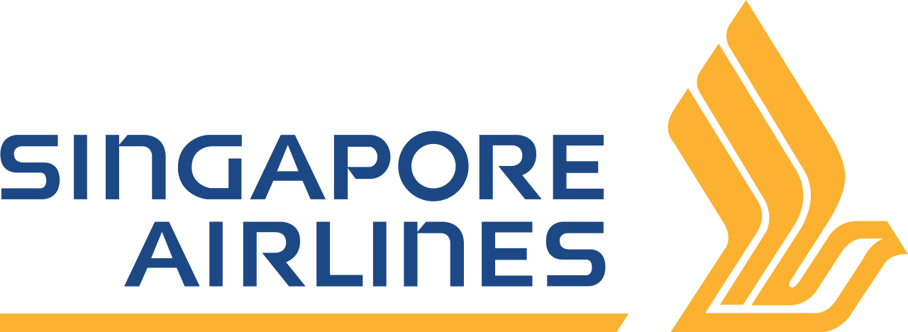 File:Singapore Airlines Logo.svg - Singapore Airlines Vector PNG