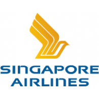 Logo of Singapore Airlines - Singapore Airlines Vector PNG