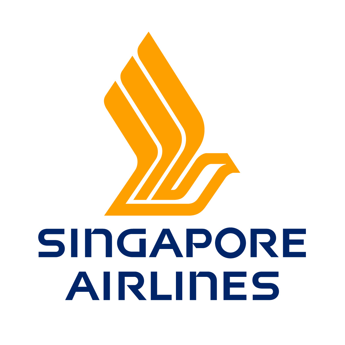 Singapore Airlines Logo - Singapore Airlines Vector PNG