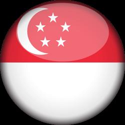 Singapore flag image - free d