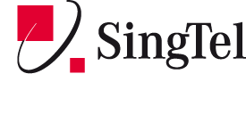 Logo_singtel - Singtel Logo PNG