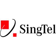 Logo of SingTel - Singtel Logo Vector PNG