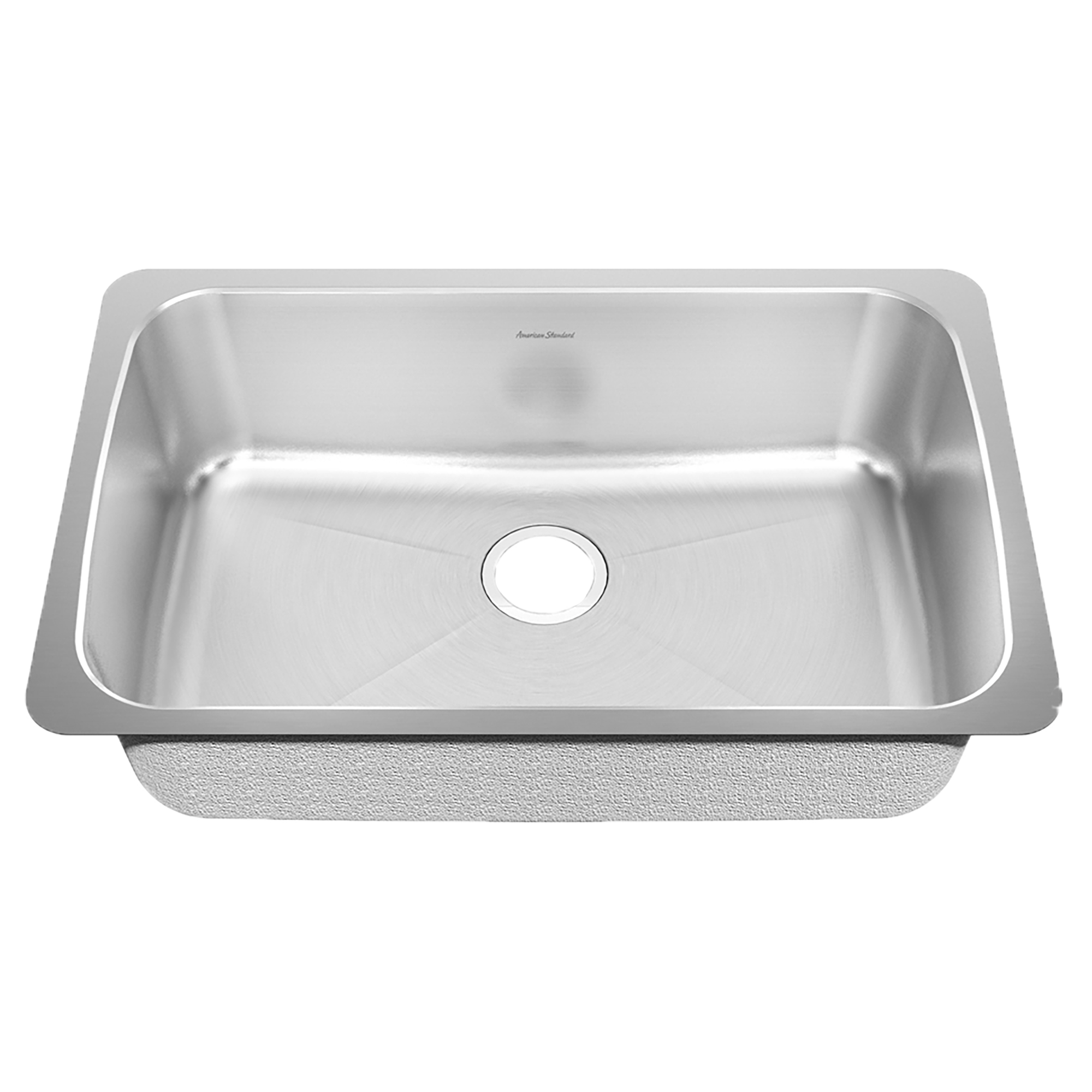 Prevoir Stainless Steel Undermount 1-Bowl Kitchen Sink - American Standard - Sink PNG HD