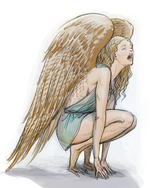 Siren Mythology PNG - 85735