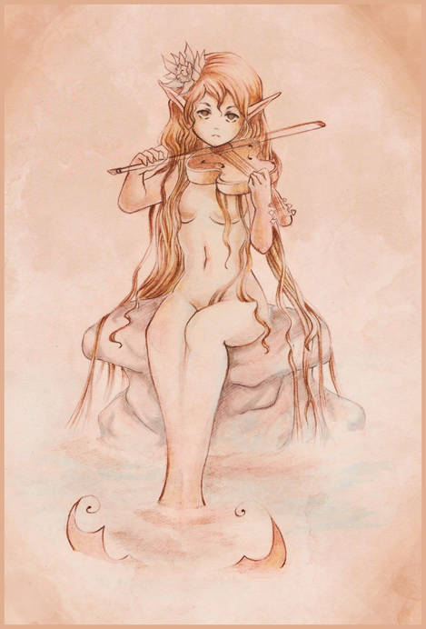 Siren Mythology PNG - 85745
