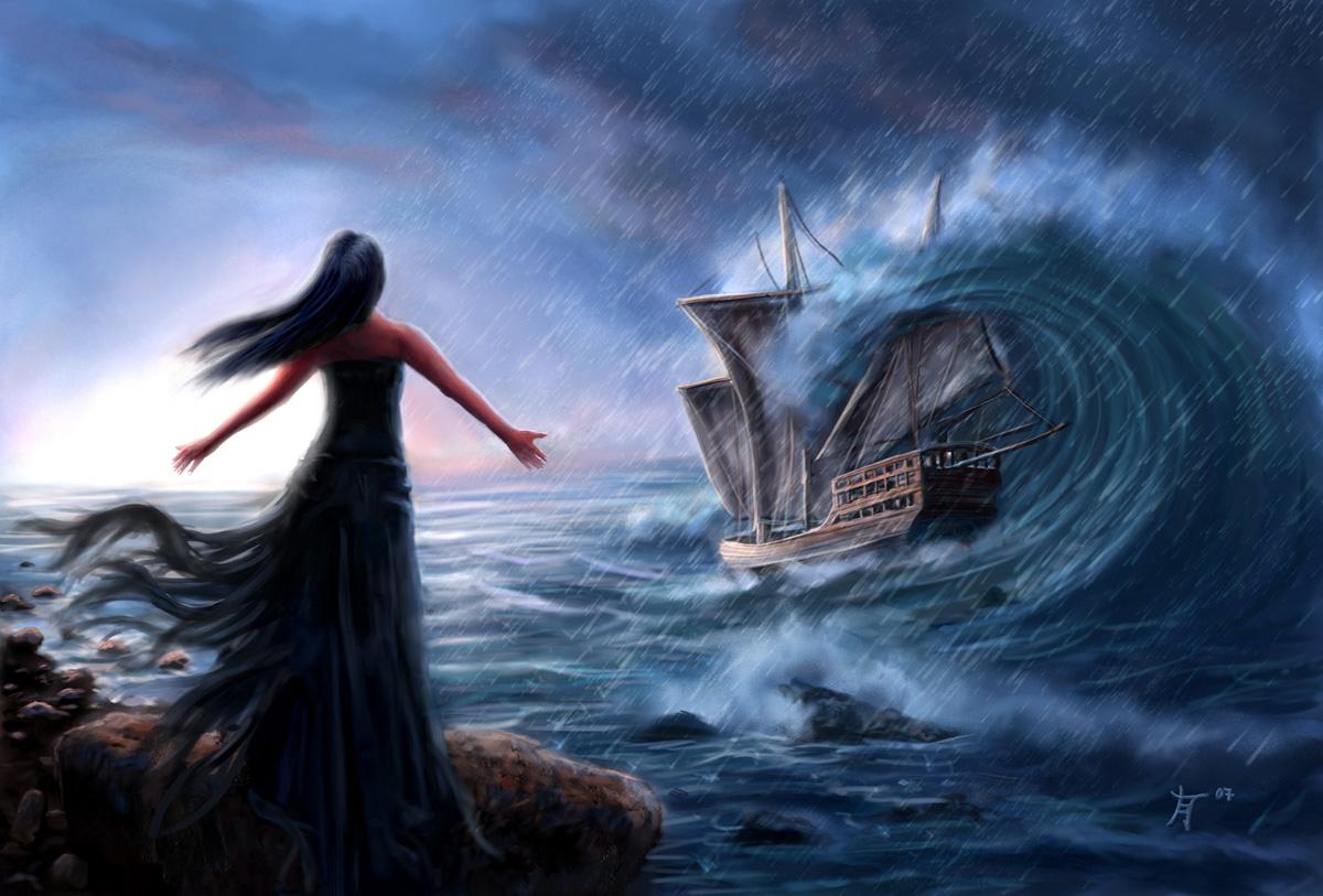 Siren Mythology PNG - 85734