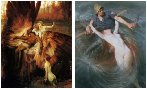 Siren Mythology PNG - 85744