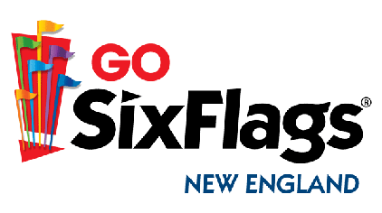 File:Six Flags New England 2 logo.png - Six Flags PNG