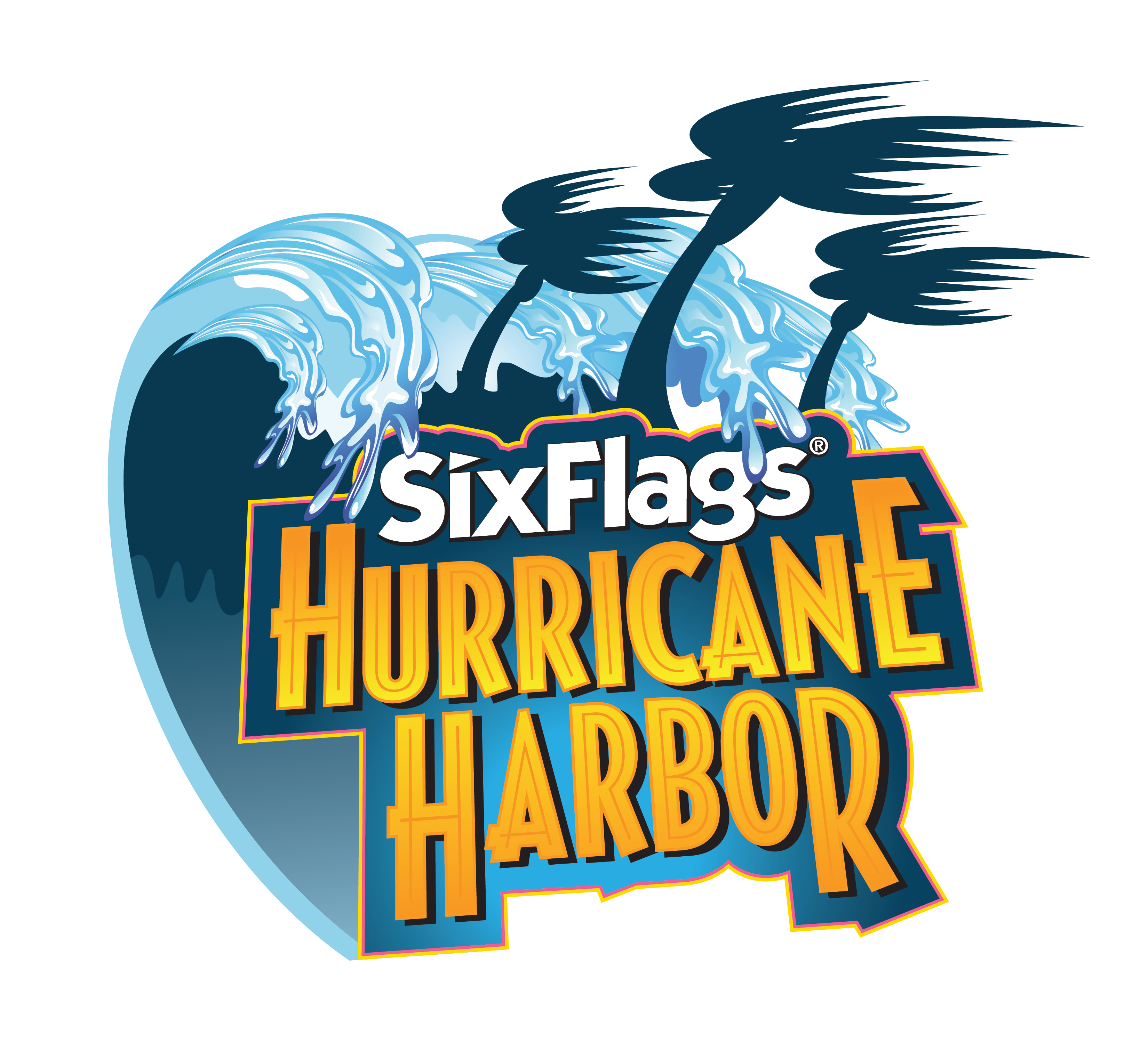 Six Flags PNG - 84619