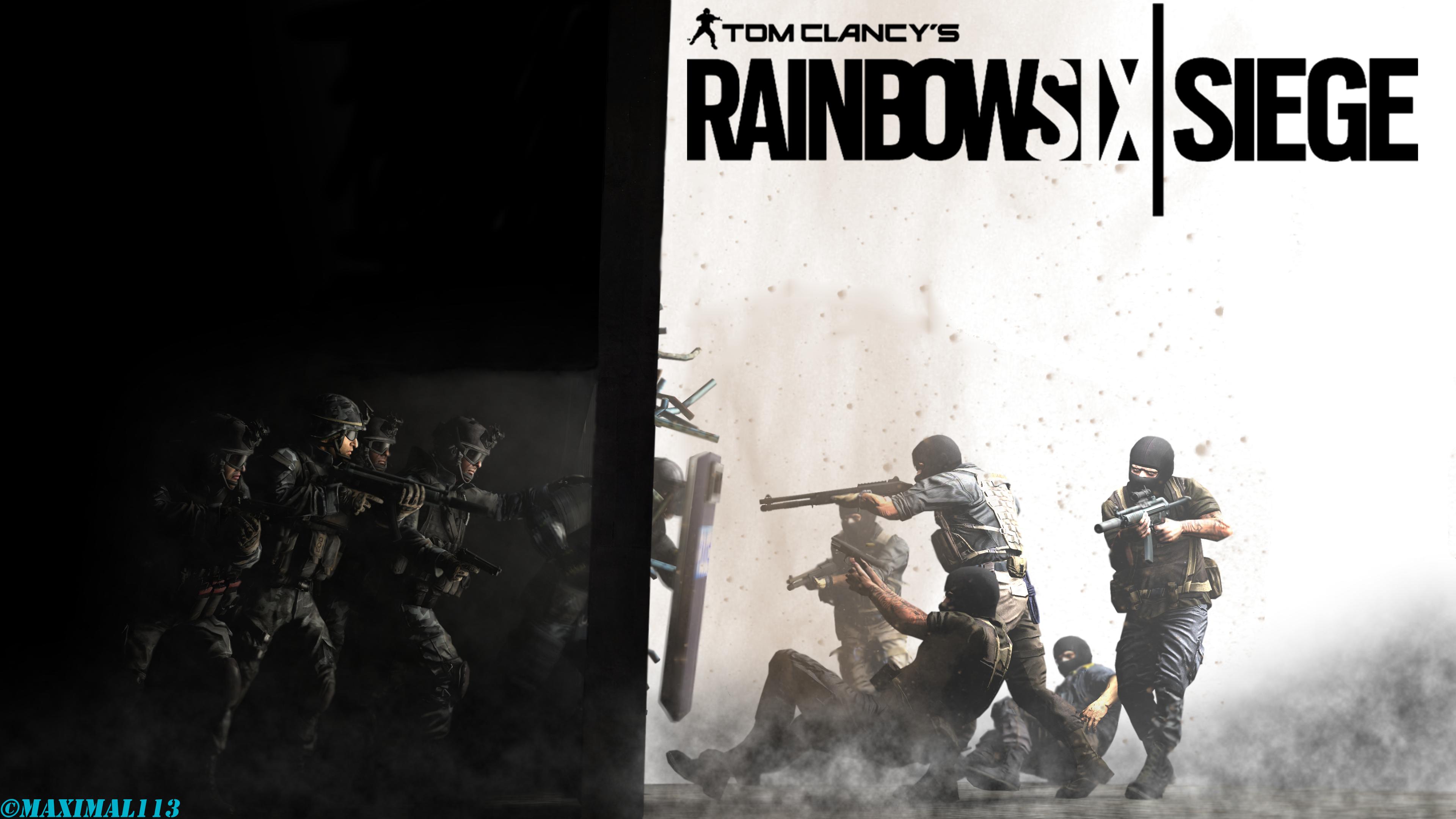 Rainbow Six Siege Logo Png - Six HD PNG