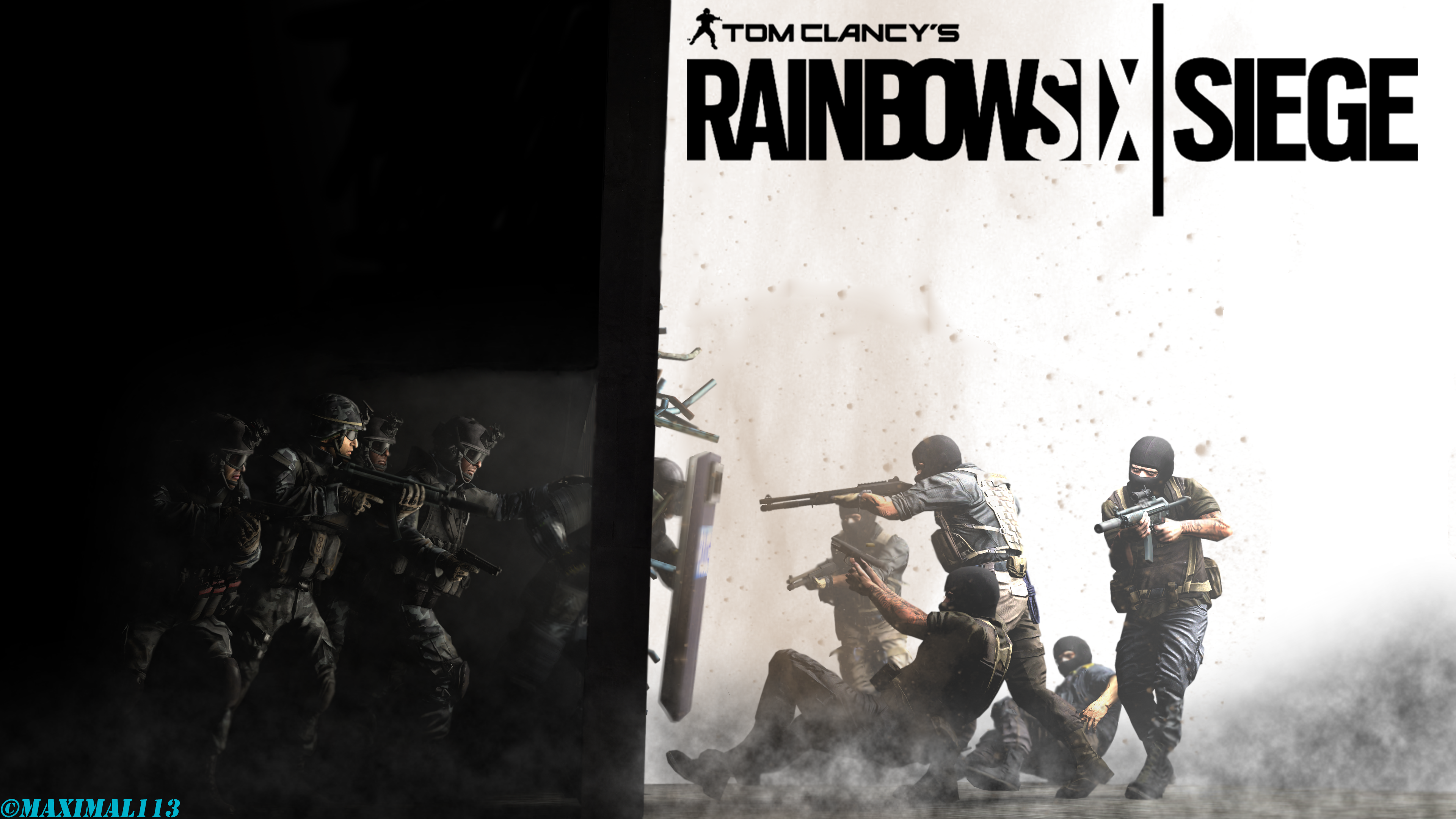 Rainbow Six Siege Logo Png