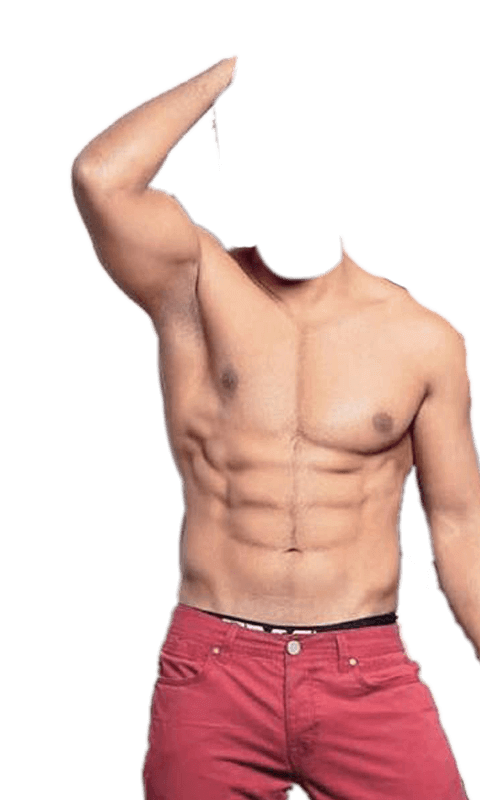 Six pack photo suit app screenshot 4/4 - Six HD PNG