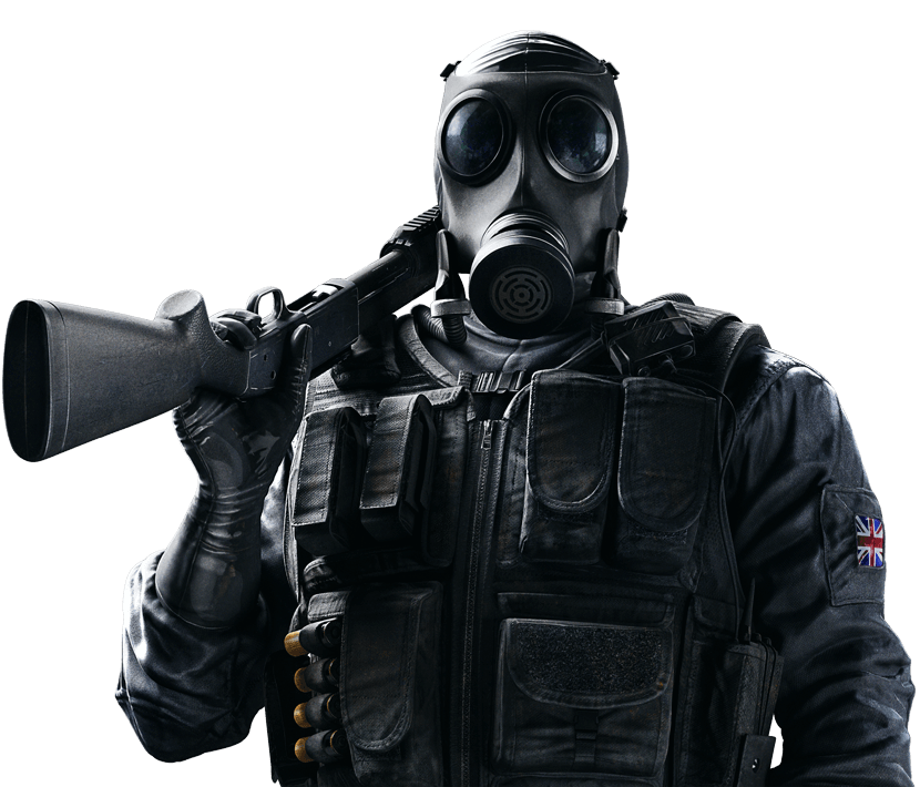 Tom Clancys Rainbow Six PNG HD - Six HD PNG