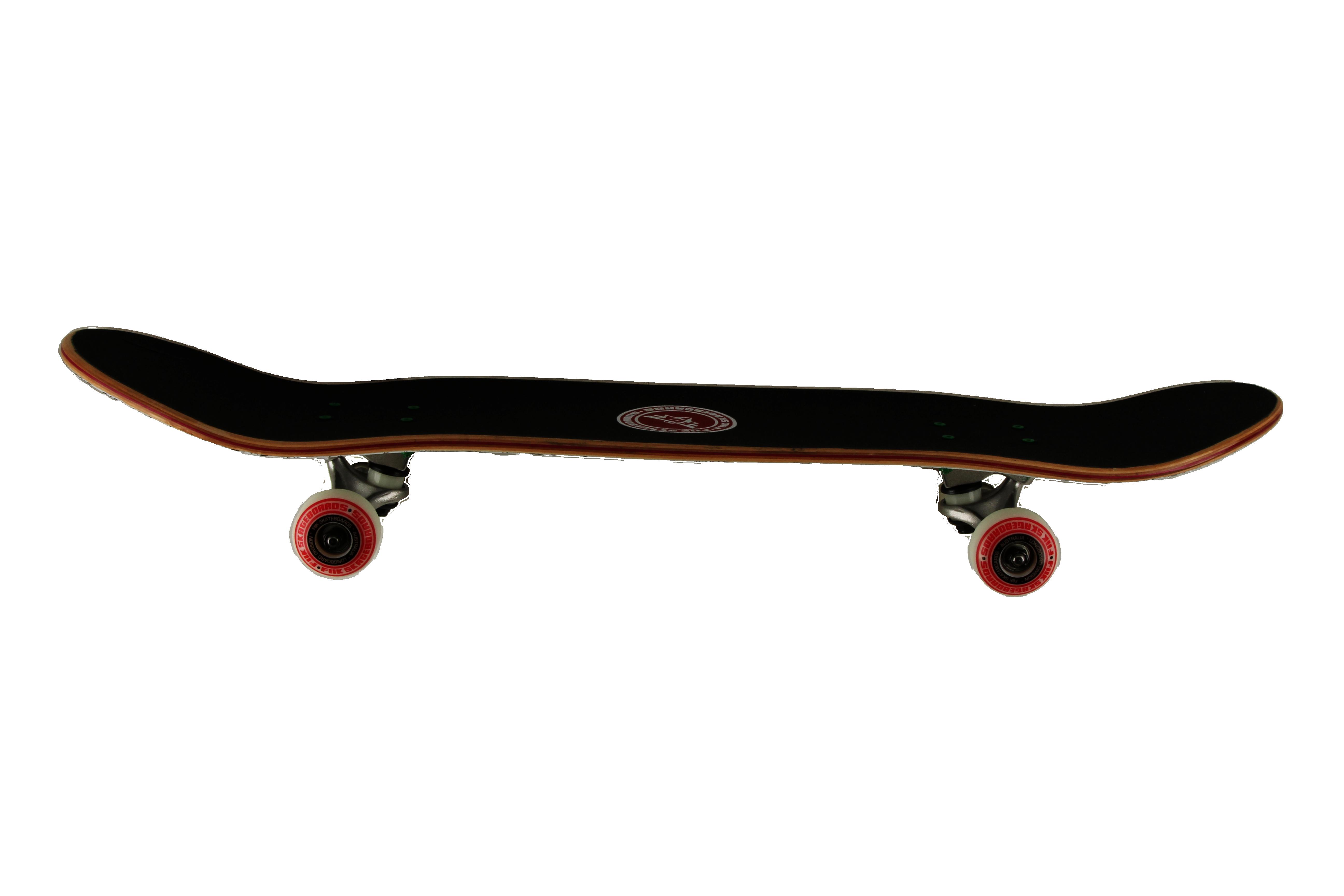 Skateboard HD PNG-PlusPNG.com-5184 - Skateboard HD PNG