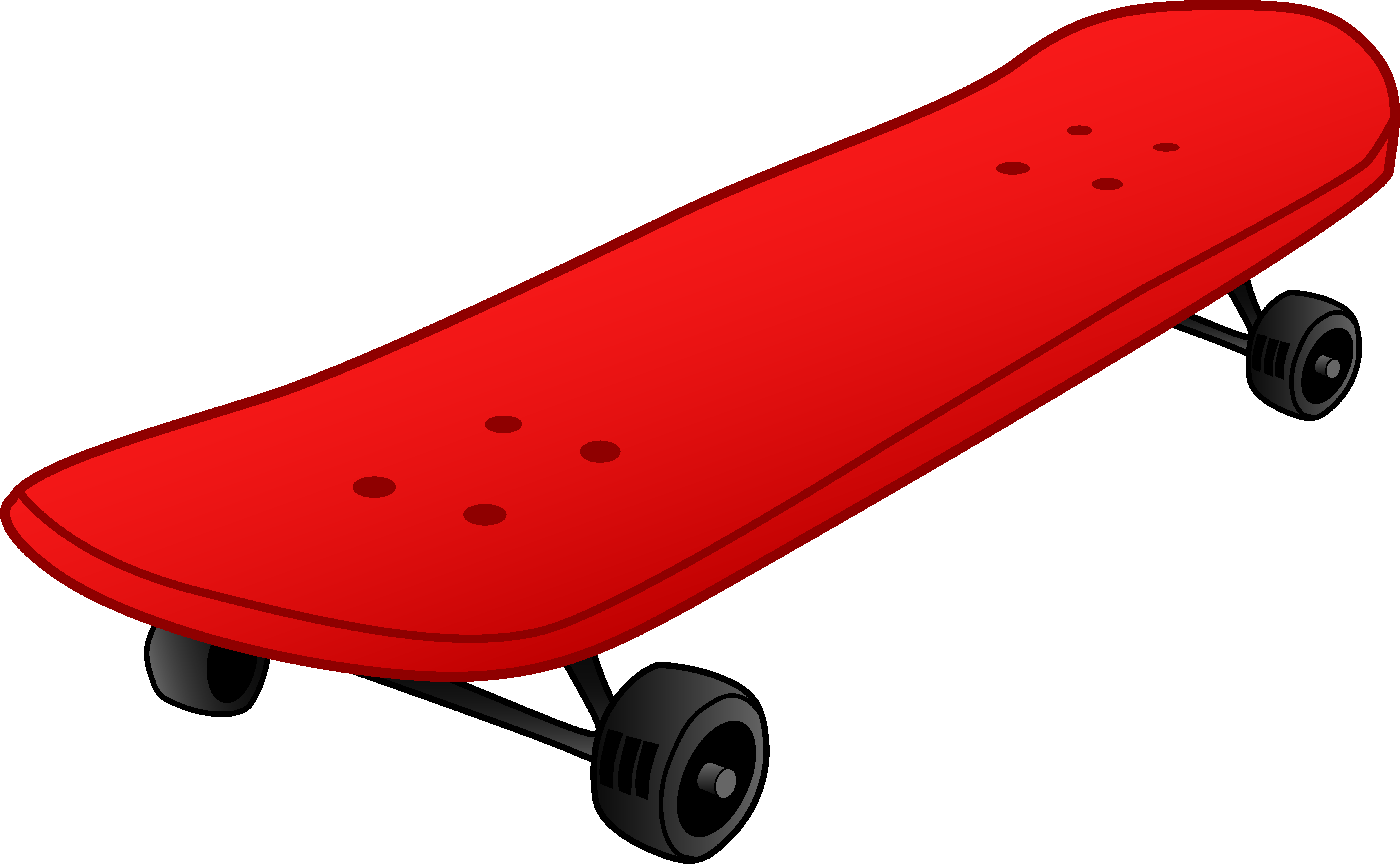 Skateboard HD PNG - 94092