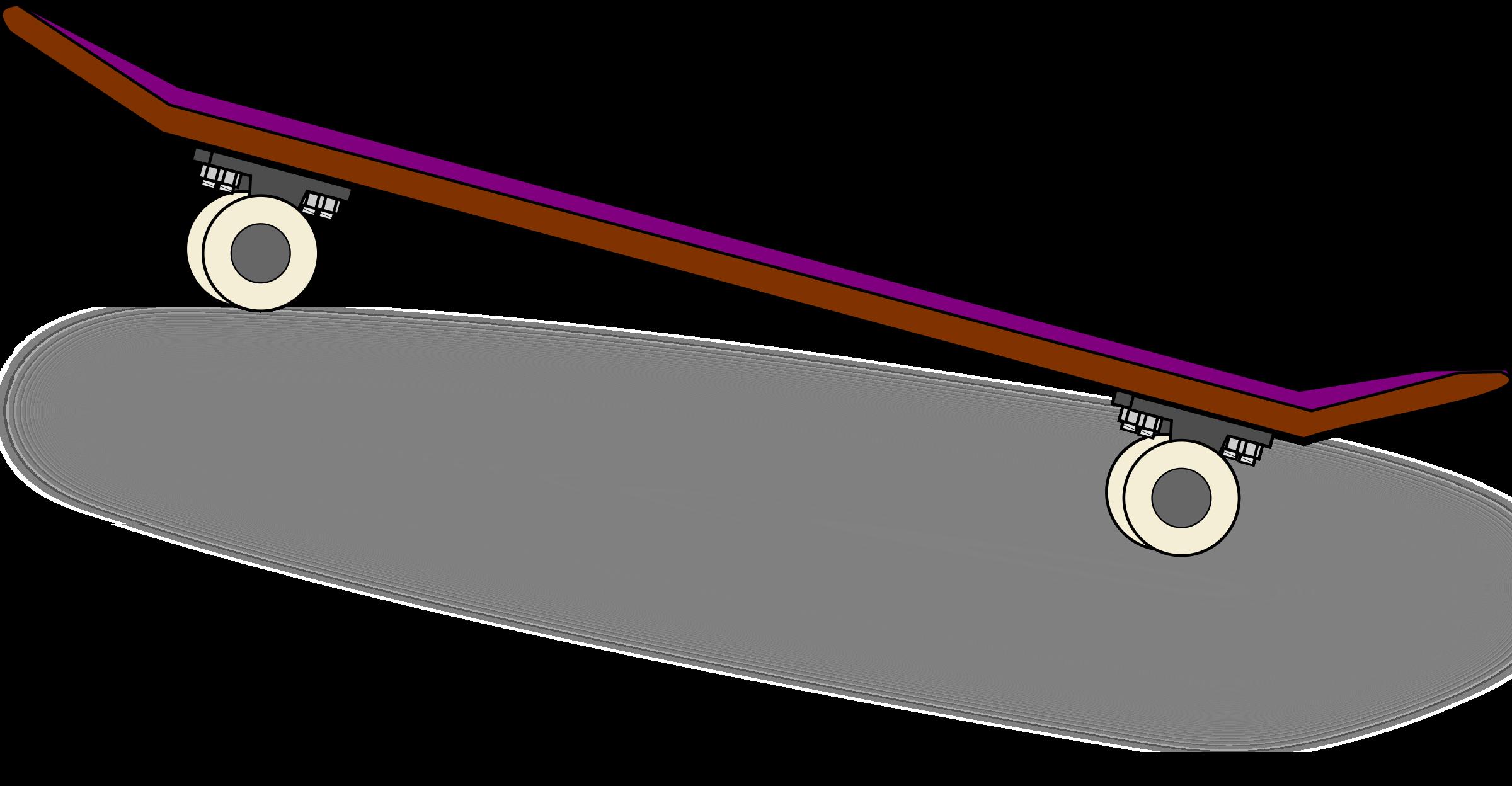 Skateboard HD PNG - 94088
