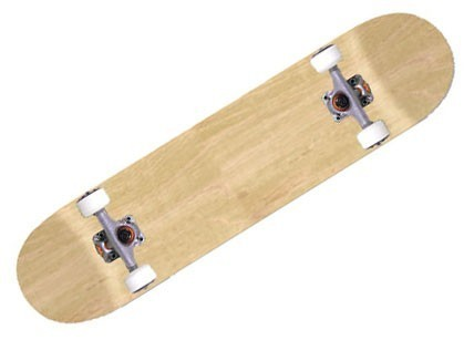 Skateboard White Background High-Quality Image - Skateboard HD PNG