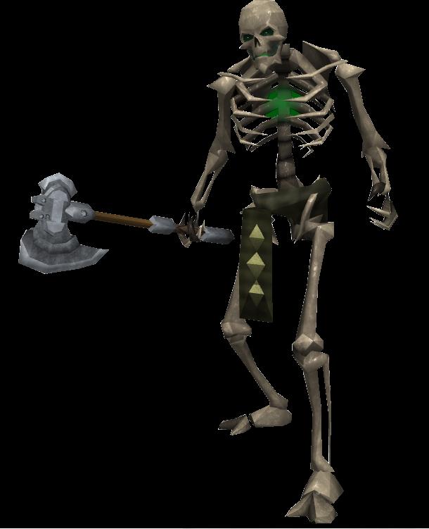 Skeleton PNG - 16875